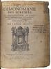 Title page of De la demonomanie des sorciers