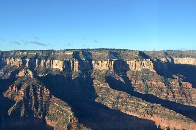Grand Canyon DEIS Aerial Banta amp Atoko Points by Grand Canyon NPS