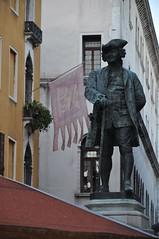 Monumento Carlo Goldoni