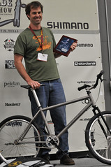 Kish at NAHBS Awards