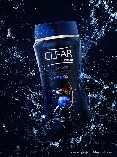 Clear Shampoo Cool Sport