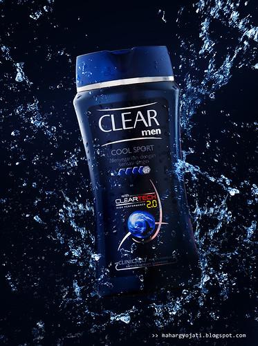 Clear Shampoo Cool Sport