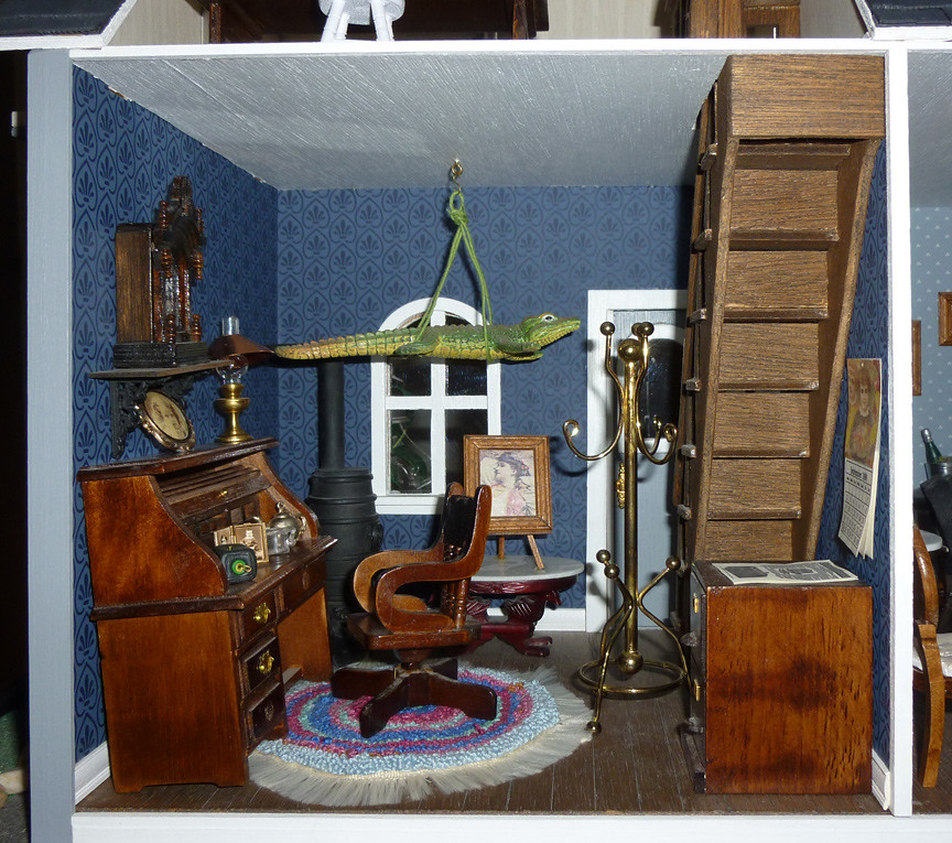 Wilgus & Wilgus Photographers - A Doll House Photographic Studio, Office