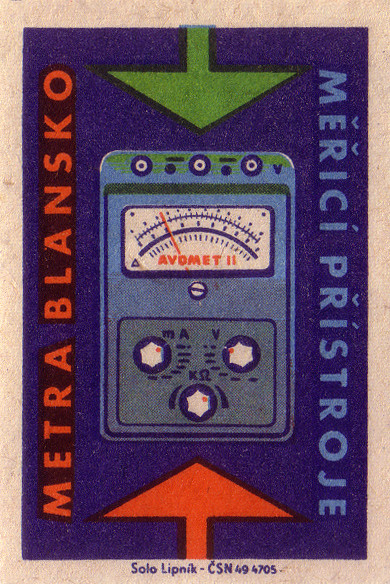 Metra Blansko measuring instruments