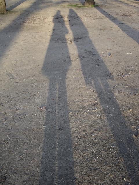 Rebecca & Ruth's Shadows