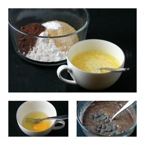 5-minute microwave cake