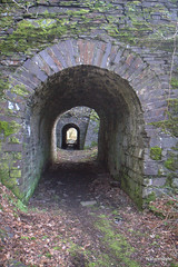 Tramway Tunnel (Ann@Plas Gwernoer) Tags: abandoned wales ruin slate derelict quarry nantlle talysarn dorotheaquarry tramwaytunnel