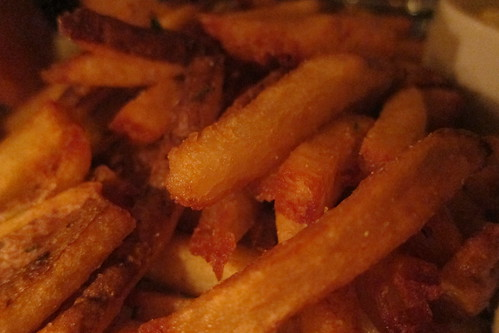 Rustic Canyon Wine Bar: Fries