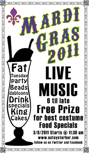 Eat Fat Tuesday