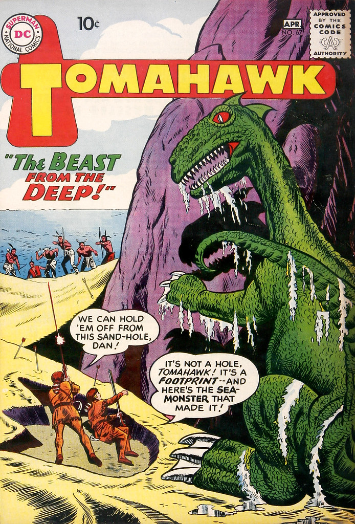 Tomahawk #67 (DC, 1960)