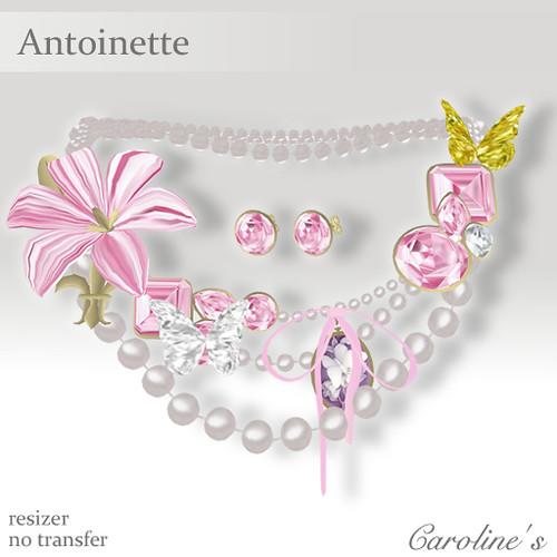 Caroline's Jewelry Antoinette