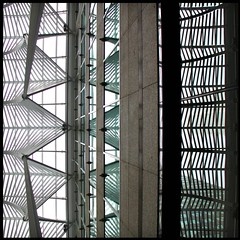 Calatrava's Reverie (Kozology (away here and there)) Tags: toronto abstract architecture canon geometry calatrava bceplace liquidity euclidean kozology archistract