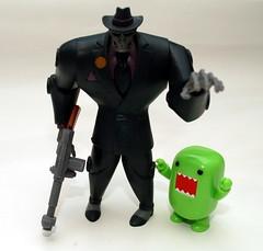 HITMAN (kingkong21) Tags: zombie domo dccomics qee solomongrundy hitman toy2r batmanthebraveandthebold