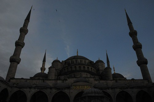 The Sultan Ahmed Mosque