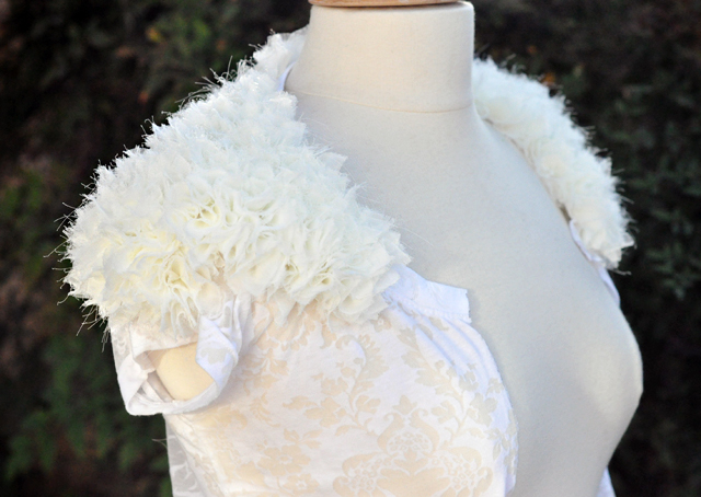wedding shrug, wedding bolero, weddings, DSC_0616