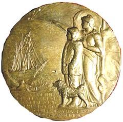 jarvis medal reverse