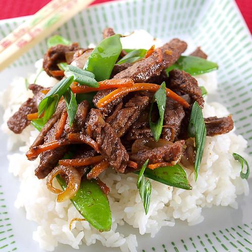 Five-Spice Beef Stir-Fry