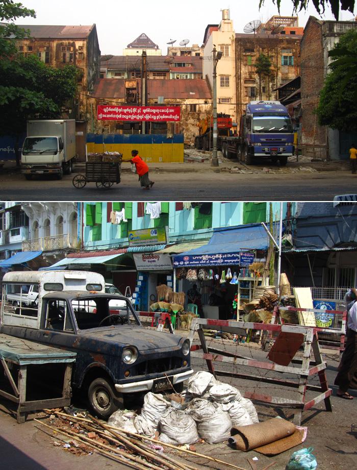 Colonial Yangon, Myanmar