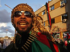 Libyan Rebel Soldier