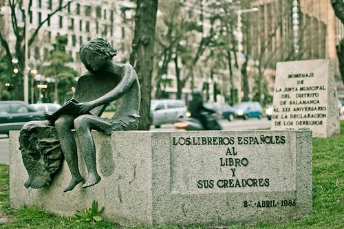 Fotos de Paseo de la Castellana: Una mujer con alma madrileña