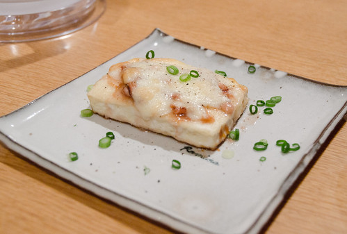 豆腐pizza