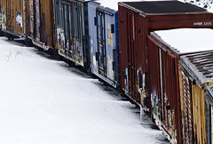 Boxcar Compression (Rob's Dusty Lens) Tags: delete10 delete9 delete5 delete2 delete6 delete7 save3 delete8 delete3 delete delete4 save save2 collection save4 delete11 d10 deletedbythehotboxuncensoredgroup