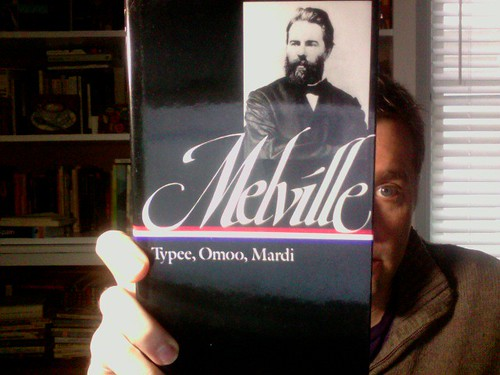 Typee, Omoo, Mardi by Michael_Kelleher