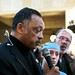 Rev. Jesse Jackson Speaks in Capitol Rotunda