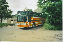 258 NOG at Crook Hall, Durham (markyboy2105112) Tags: scarlet band acron hool coaches258 nogvan