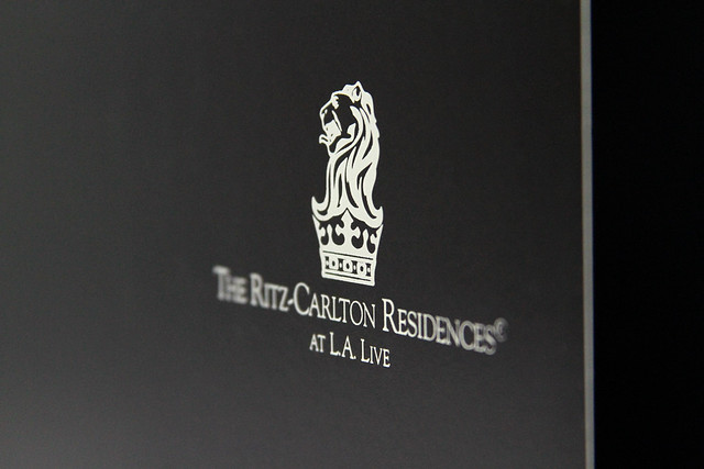 Ritz-Calton Residences at L.A. Live, Brochure