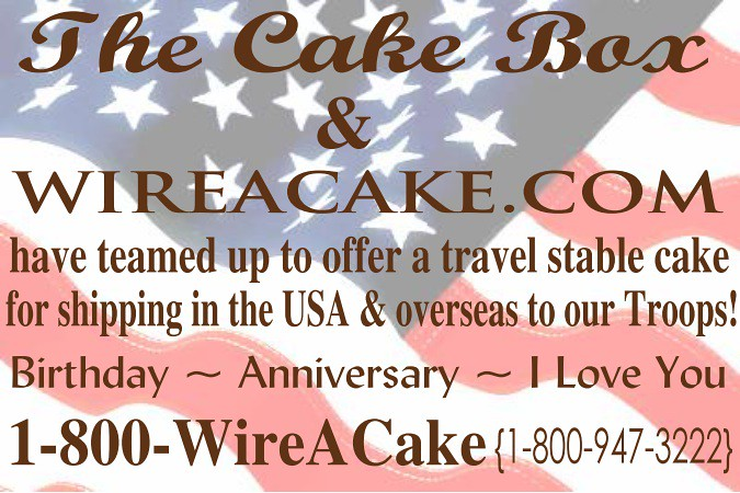 Gift Cakes in the USA