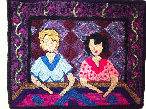 Quilters by Sandi Hill