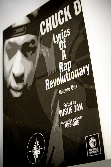 Lyrics of a rap revolutionary