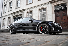 Mercedes-Benz CLK 63 AMG Black Series (ThomvdN) Tags: black photography automotive 63 mercedesbenz thom series amg clk carphotography kircherer thomvdn