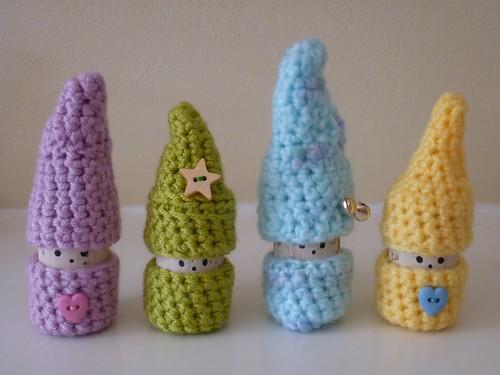 4 little korknisse
