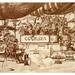 020-Salida para el Gran Premio-Le Vingtième Siècle 1883- Albert Robida