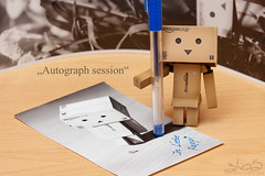 Autograph session (Oliver Totzke) Tags: 2 canon mark unique days autograph ii 1d 28 365 tamron 70200 danbo mark2 revoltech danboard
