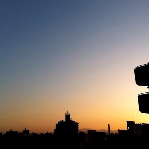 今日の写真 No.184 – 昨日Instagramへ投稿した写真(3枚)/iPhone4 + Photo fx、iDOF