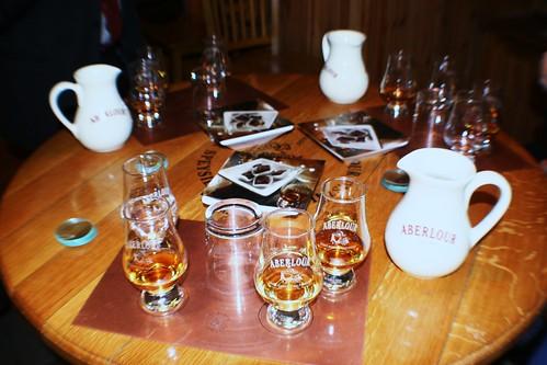 Whisky Tasting at Aberlour