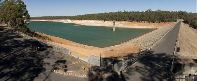 Logue Brook Dam