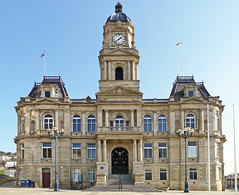 Dewsbury Town Hall by Tim Green aka atoach