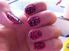 oncinha (@juh__campos) Tags: big nail bonita hits impala risque onça unha colorama
