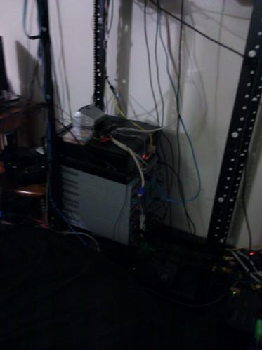 New rack mount
