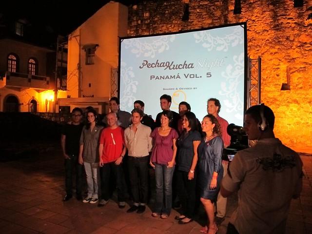 Pecha Kucha Night Panamá vol.5