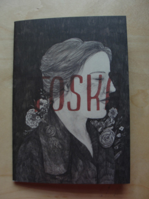 'Toska' by Lizzy Stewart (cover)