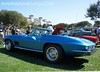 1967 Chevrolet Corvette, Amelia Island Ritz-Carlton in Background
