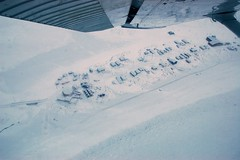 Wales from above (meyerak) Tags: november winter alaska wales diesel wind ak system hybrid turbine 2010 uaf nrel acep