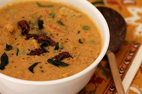 Goan vegetable curry divinetaste back home when i opened the recipes my eyes fell upon this curry again and i realized that this was not alien to me at all infact i had grown up eating forumfinder Images