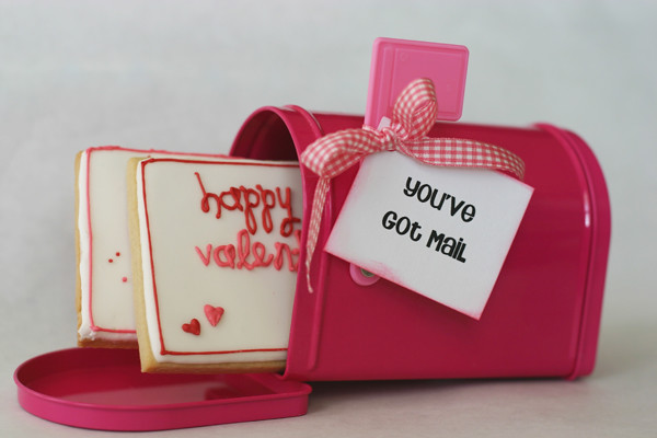 happy valentine's in box