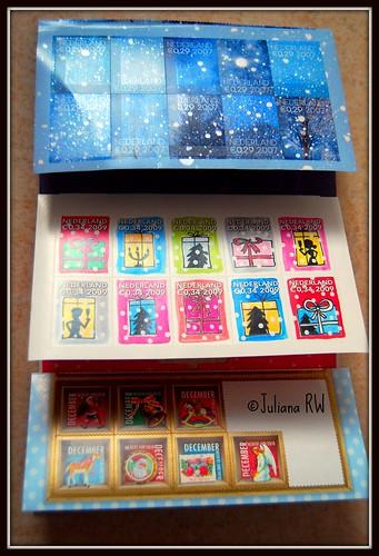 Christmas's postage